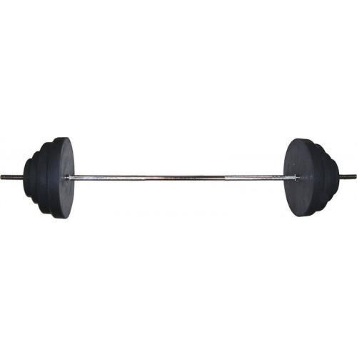 Штанга наборная Newt Rock 122 кг (NE-KP-180-122)